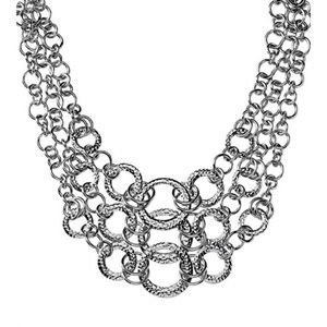 Lia Sophia Linkage Necklace